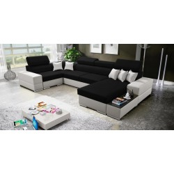 HERKULES MINI u-sofa, sovesofa